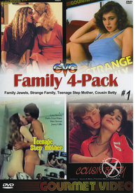 Family 01 Gvc 4 Pack  {4 Disc}